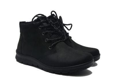 Babett boot Black Oil Nubuck