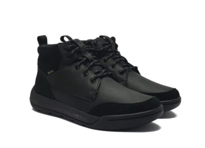 Ashcombe HiGTX Black WLined Leather