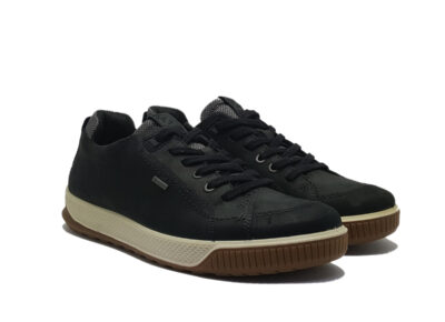 Byway Tred Black Oil Nubuck